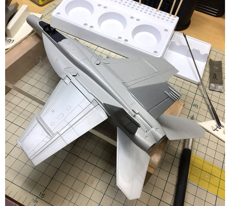 TAMIYA 1/72 F/A-18E スーパーホーネット